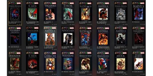coleção marvel salvat 79 quadrinho digital