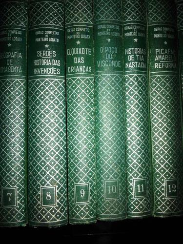 coleção monteiro lobato para adultos