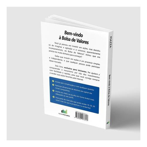 coleção novos mercados - 3 livros c/ preço promocional!