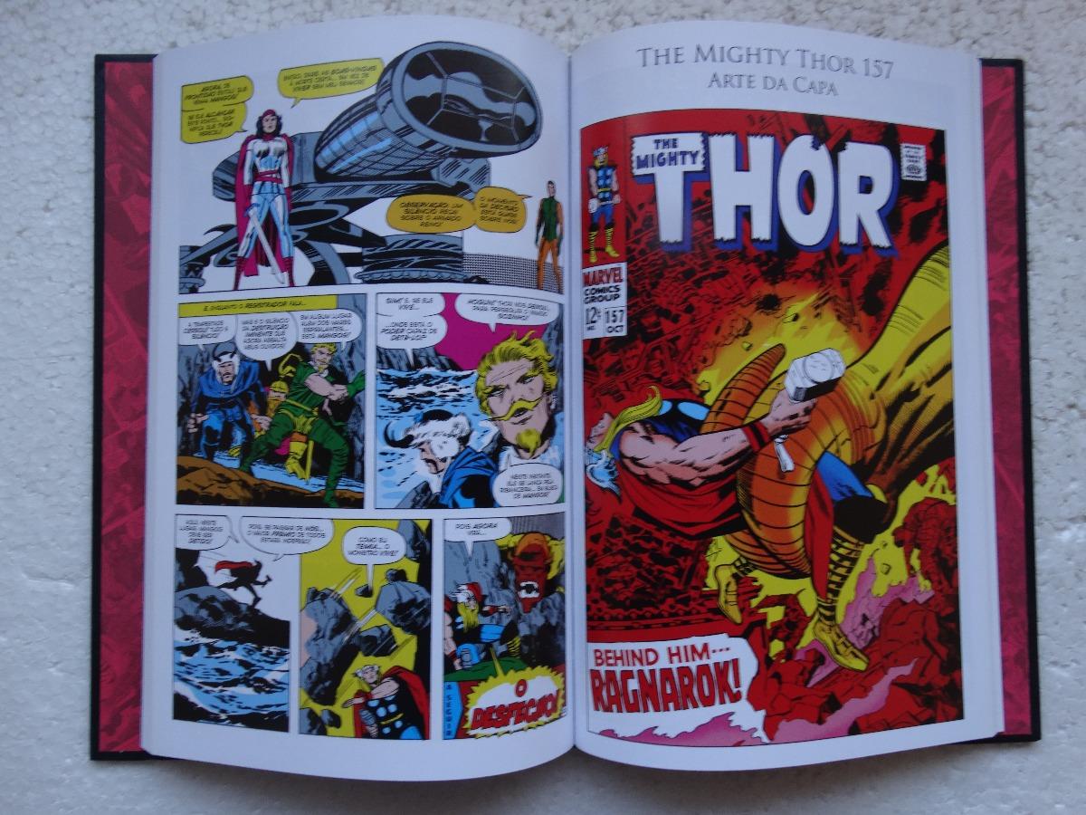The Mighty Thor # 157  Behind Him...RAGNAROK!