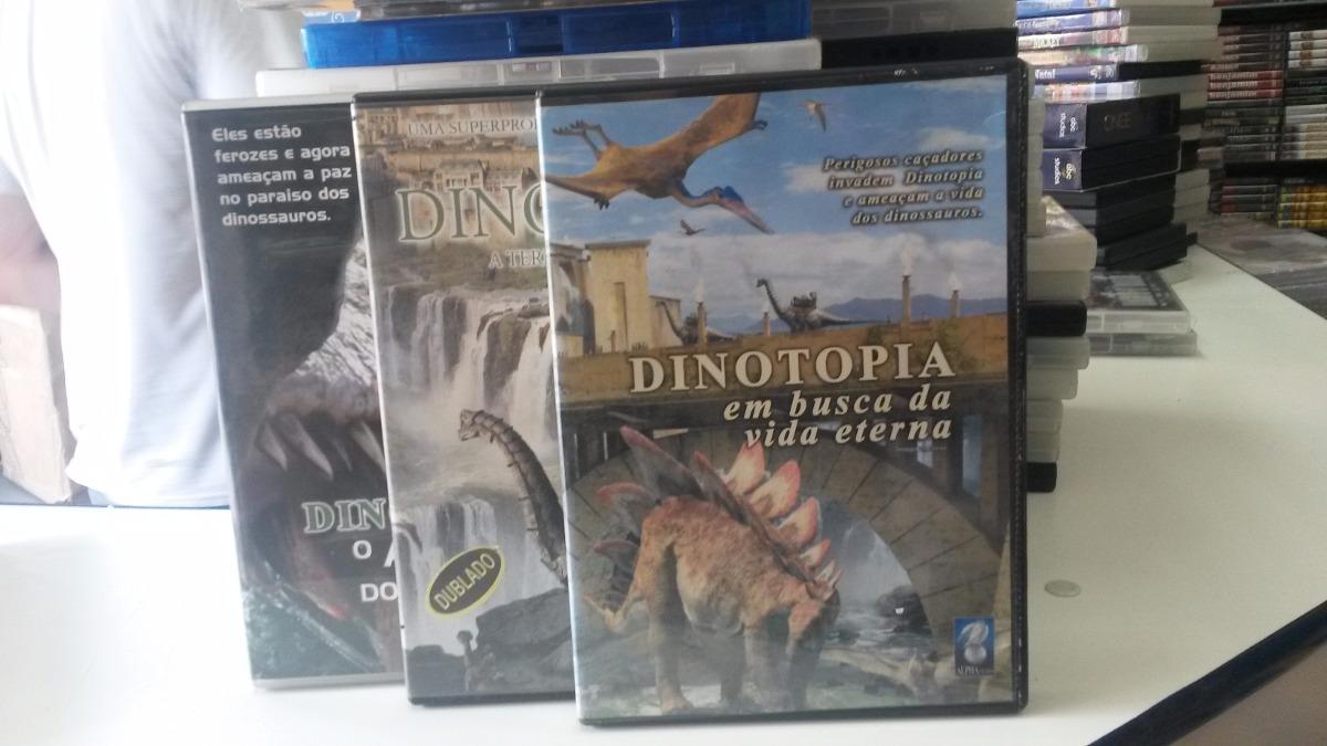 filme dinotopia em busca da vida eterna dublado