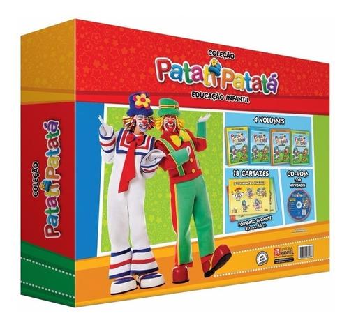 coleção pedagógica patati patata educação infantil