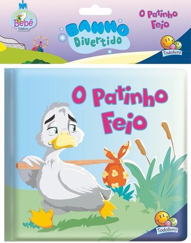 coleção primeiro livro do bebê: banho divertido - 4 livros