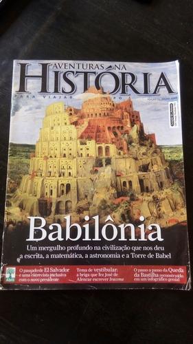 coleção revistas aventuras na história