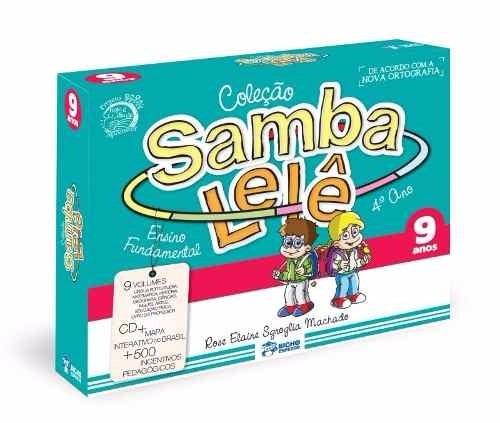 coleção sambalelê ¿ ensino fundamental 9 anos com cd