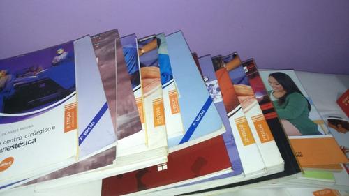 coleção senac enfermagem - varios titulos