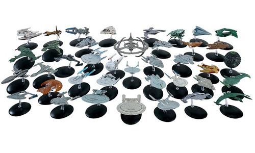 coleção star trek