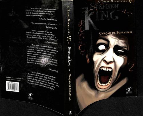 coleção stephen king - a torre negra -  7 vols