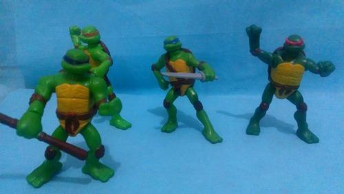 coleção tartarugas ninjas