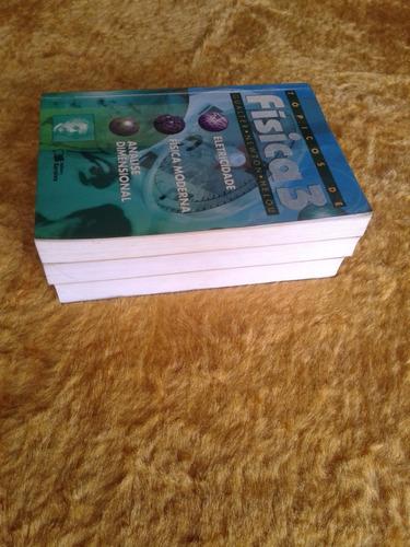 coleção tópicos de física ( ime ita unicamp )
