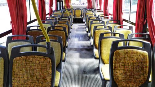colectivo mercedes benz 1418 2008 metalpar 40 asientos.