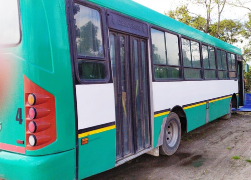 colectivo mercedes benz 1418 2011 metalpar 40 asientos.