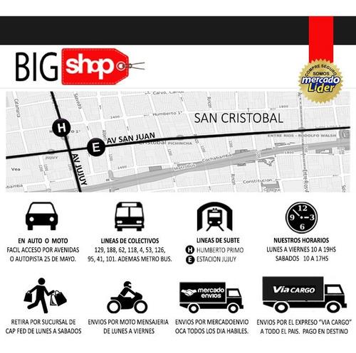 colectivo micro flexi bus teamsterz luz nuevo 14087 bigshop