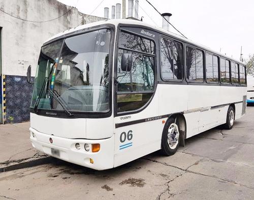 colectivo omnibus volvo b7r marcopolo no mercedes