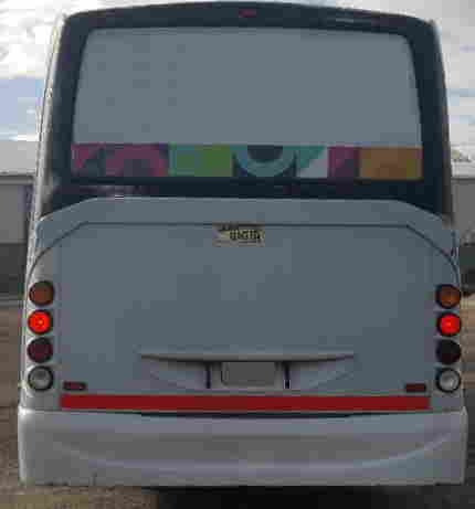 colectivo vw metalpar 2015 con a/a 17230 impecable