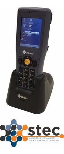 colector de datos hasar h-has-r101 terminal de mano codigos
