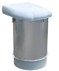 colector de polvo para silo almacenamiento de cemento siloto