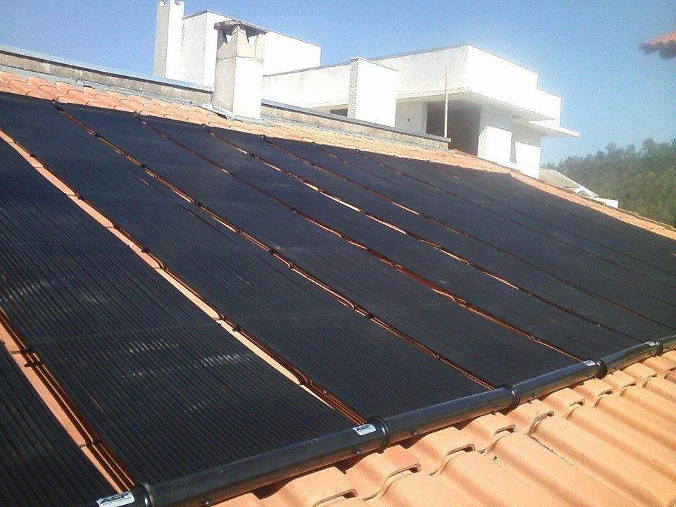 Colector solar para climatizar piscinas u s 60 00 en for Climatizar piscina