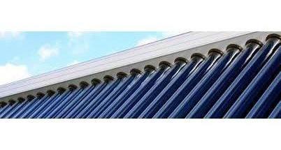 colector termosifonico 50 tubos acero galvanizado