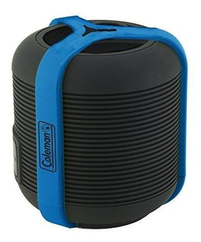 coleman aktiv sounds mini altavoz bluetooth resistente al ag