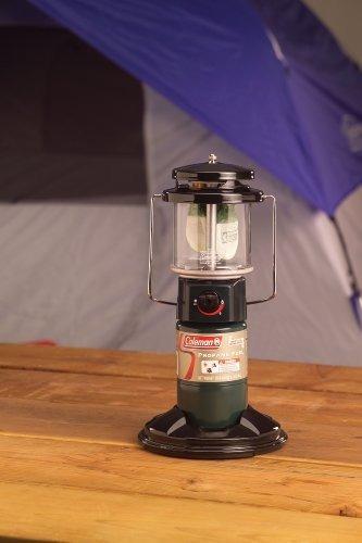 coleman quickpack deluxe propano linterna