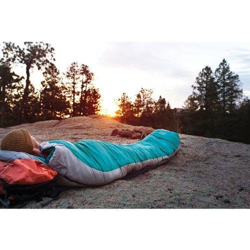 coleman silverton 0 grado de adulto mamá del saco de dormir