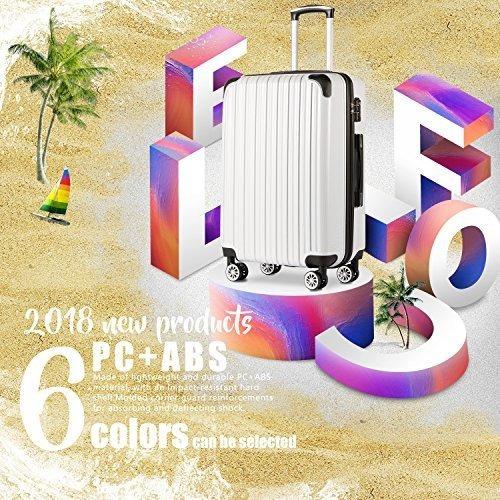 coleta maleta de equipaje extensible solo 280 en para pc abs