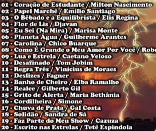 coletanea 15 cd dvd karaoke videoke dvds musicas variadas