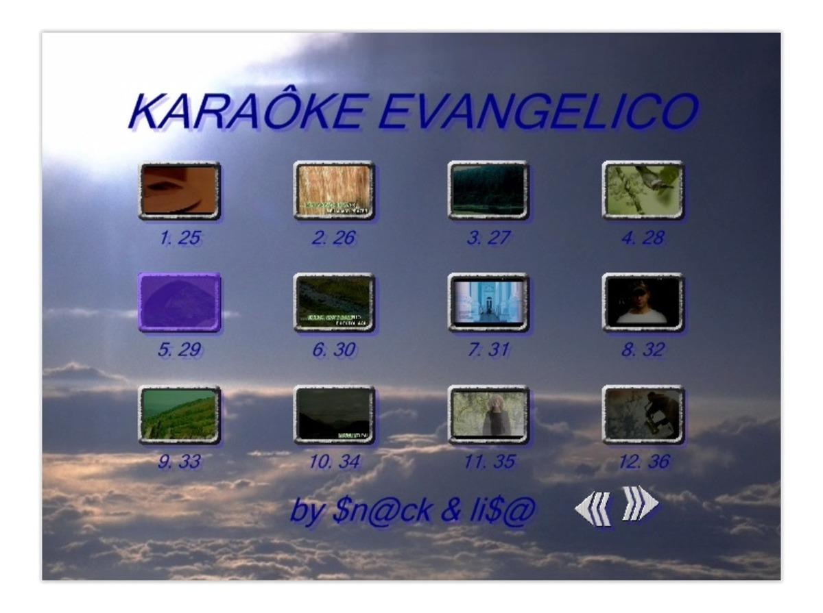 Coletanea Gospel 6 Dvd Cd Karaoke Videoke Musicas