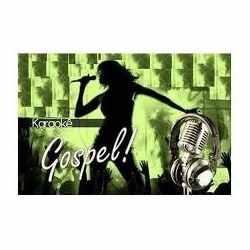 coletania gospel 400 musicas em 6 dvd dvdoke karaoke f. grat