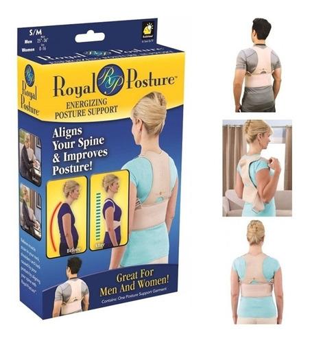 colete corretor postural cinta para postura unisse