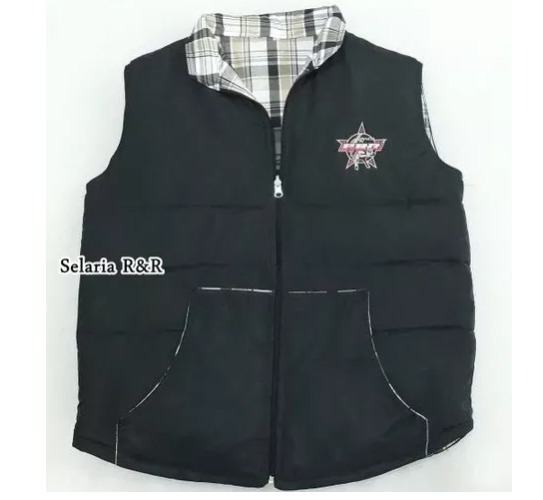 f591d32df3b4a Colete Country Pbr Monster + Botina Bota Masculina Country - R  315 ...