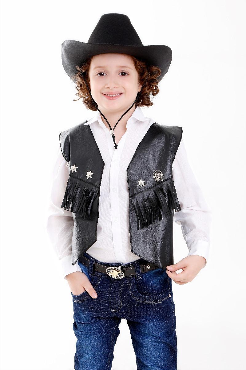 Colete Cowboy a6efc5fea30