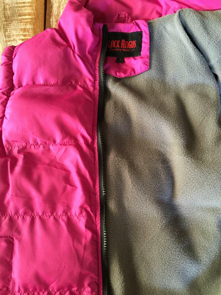 colete feminino country forrado black angus rosa promoção. Carregando zoom. a75186c57f6