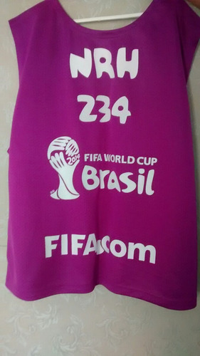 colete fotografo fifa copa 2014 brasil
