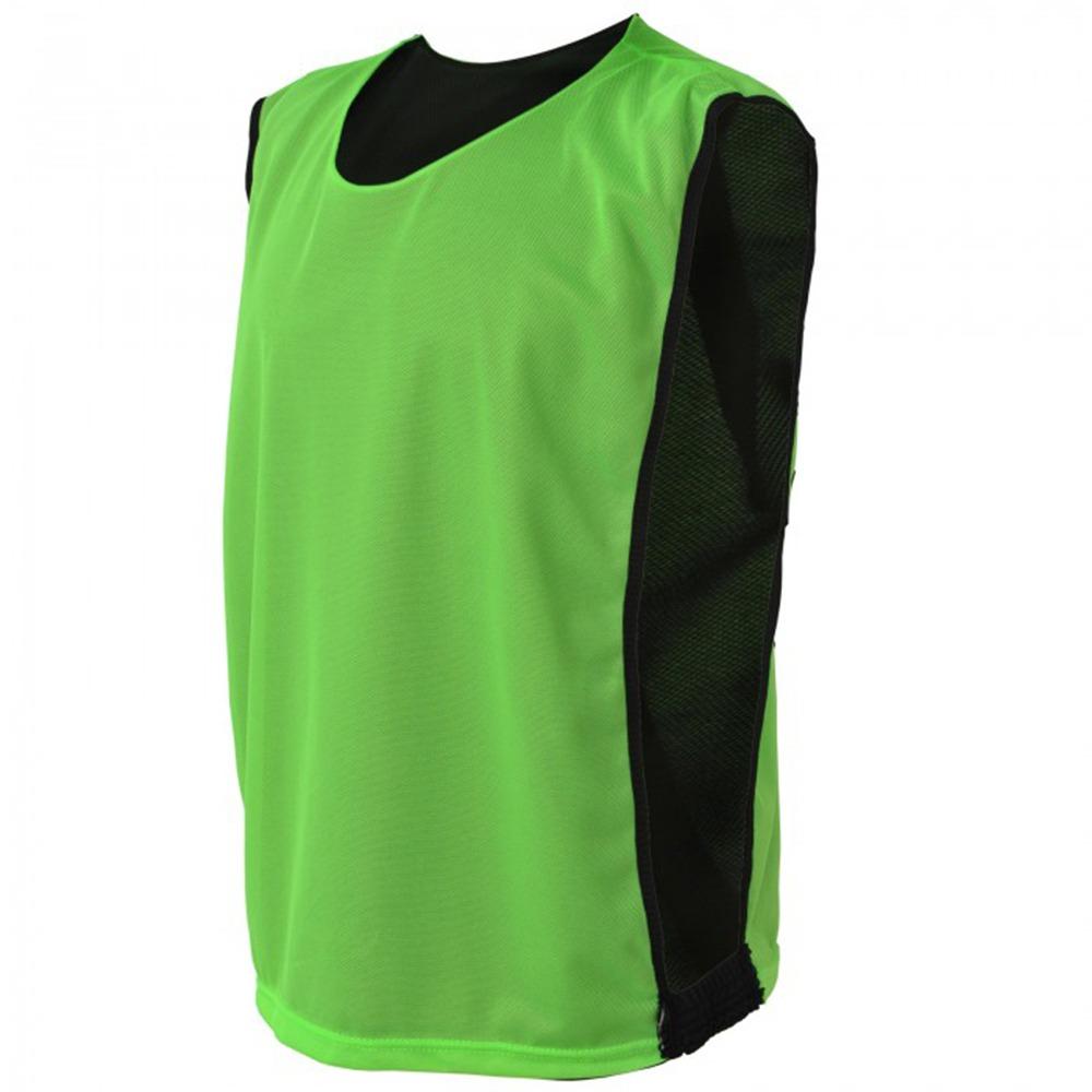 colete futebol dupla face kanga sport treino preto-verde. Carregando zoom. 6684a6c6b4d15