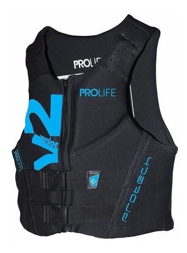 colete new protech prolife v2 - azul eg