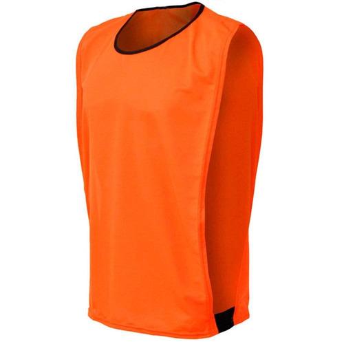 colete numerado personalizado de futebol treino nas costas