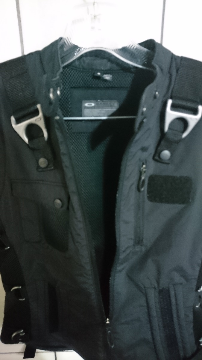 cf68ffd8201 Colete Oakley Ap Vest Masculino « One More Soul