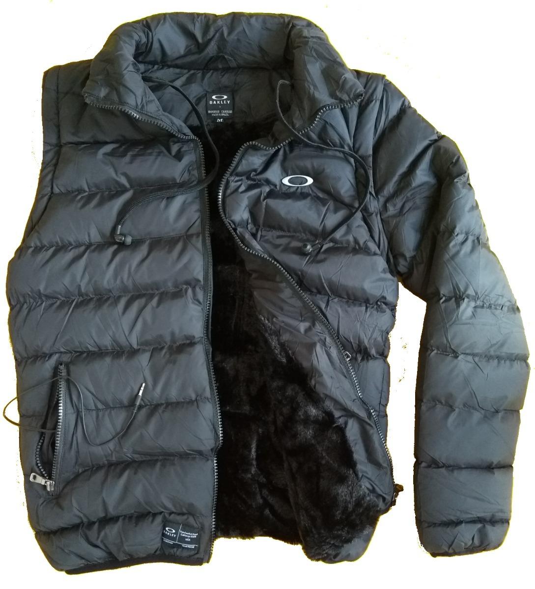 Colete Oakley Feminino Jaqueta bobojaco blusa corta Vento - R  279 ... 682246ab49a