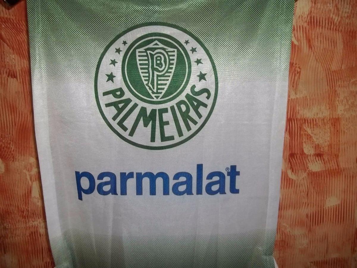 b06cbd67c8 Colete Original Do Palmeiras 1995 Sem Uso !! - R  115