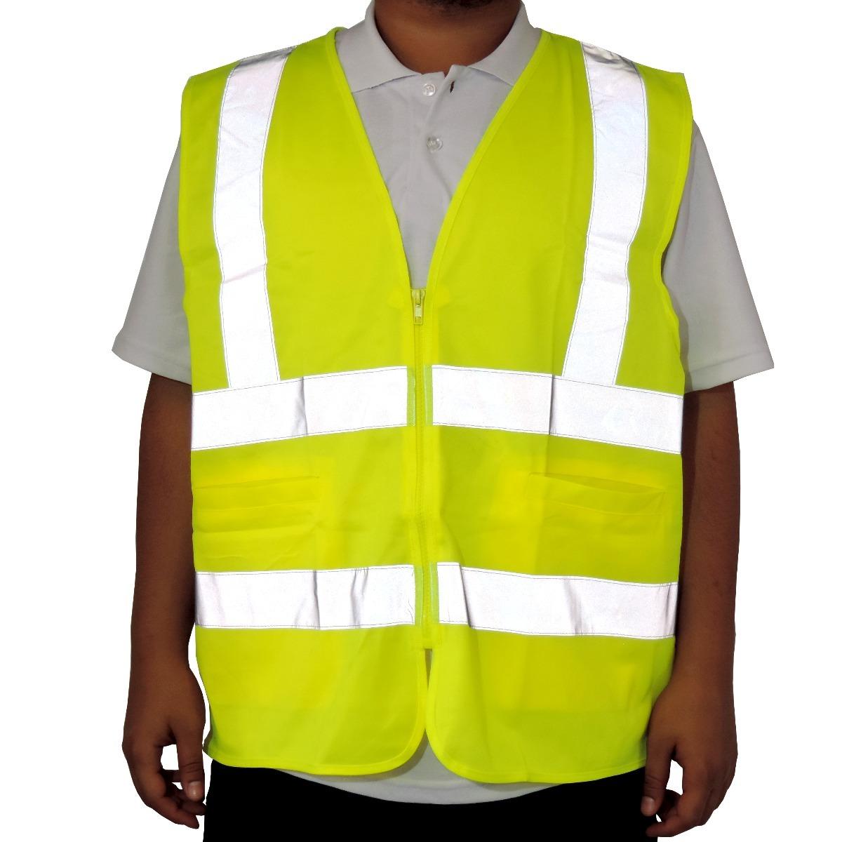 90836461ca79e colete refletivo jaqueta verde sinalização epi proteção. Carregando zoom.