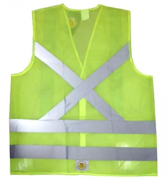 79abc6d1596db Mlb colete refletivo verde fluorescente sem bolso telado ggg jpg 574x614 Refletivo  verde