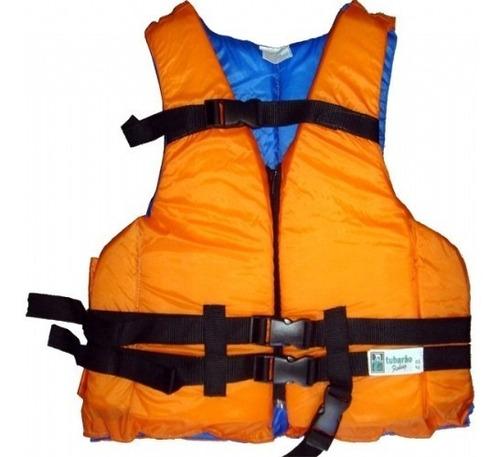 colete salva-vidas de 20 a 90 kg