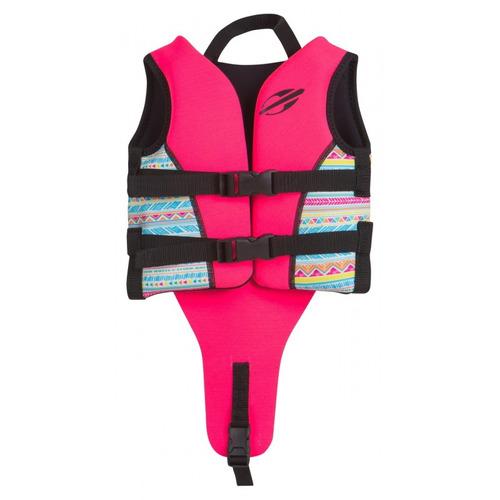colete salva - vidas mormaii baby rosa