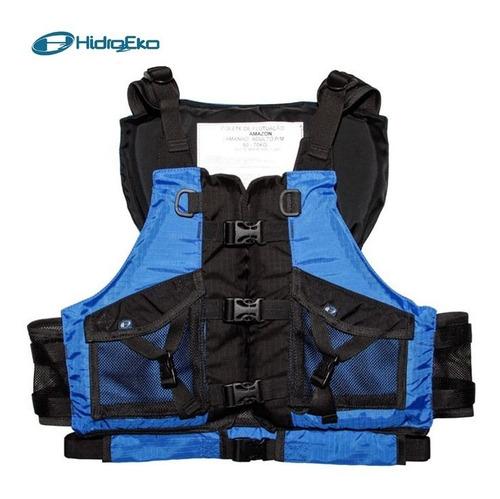 colete salva vidas para pesca e caiaque - amazon hidro2