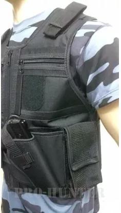colete tatico militar vigilante segurança escolta policial