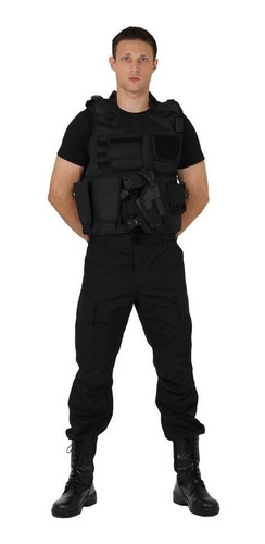 colete tático swat coleto top militar