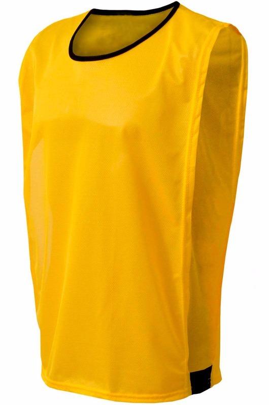 2d2efc1a605cd Colete Treino Futebol Azul Amarelo Vermelho Esportivo Masc - R  77 ...