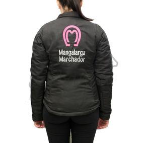 fa572ab36bc59 Jaqueta Blusa De Frio Colete Mangalarga Marchador Feminino